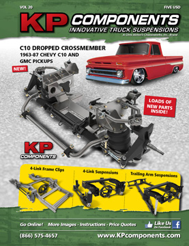 KP Components Product Catalog